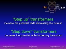 craig t riesen energy workshop ii 1 electricity u0026 generation