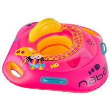 bouée siège bébé bouée siège bébé gigi avec hublot et poignées pour l enfant