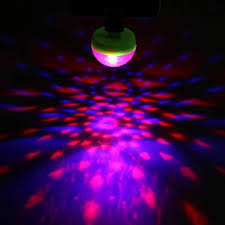 led disco ball light usb disco ball party light with android adapter for karaoke party