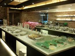 Buffet Salad Bar by Delitree Buffet Incheon U2013 Salad Bar U2013 Modern Seoul