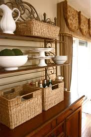 the yellow cape cod styling a dining room hutch for entertaining