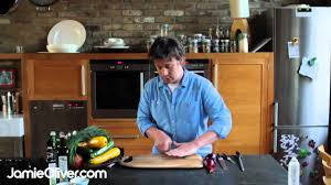 Jamie Oliver Kitchen Knives Jamie Oliver On Knife Skills 30 Minute Meals Youtube