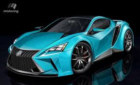 lexus lfa lexus bmw working on 1 000 horsepower lfa successor lexus