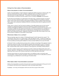 how to write a recommendation letter for phd program how to