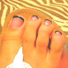 best 10 french tip toes ideas on pinterest french tip pedicure