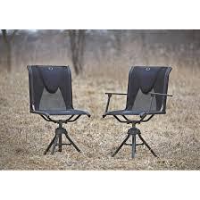Comfortable Swivel Chair Bolderton 360 Comfort Swivel Hunting Blind Chair 300 Lb Capacity