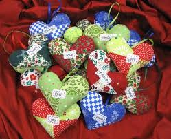 patchwork ornaments occasions and holidays