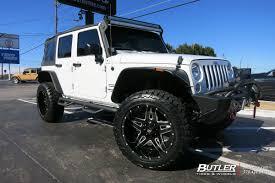 2014 jeep wrangler tire size jeep wrangler custom wheels fuel blown 22x et tire size