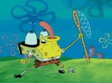 Spongebob Licking Meme - spongebob licking gifs tenor