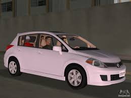 nissan tiida hatchback 2014 nissan tiida for gta vice city