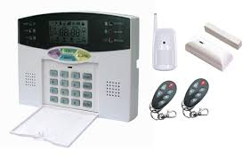 alarm system wireless security solution
