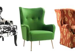 Wingback Armchairs For Sale Design Ideas Furniture Phew Vintage Wingback Chair Slipcover Finally Complete