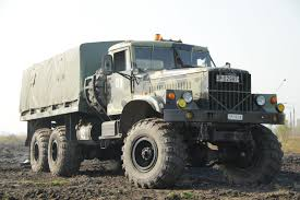 lego army vehicles military technics kraz 255 open version