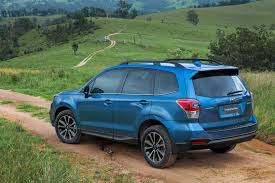 blue subaru forester 2015 which mid size suv should i buy