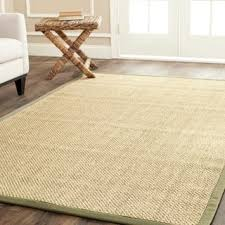 Bound Sisal Rug Sisal Round Oval U0026 Square Area Rugs Shop The Best Deals For Nov