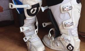 sixsixone motocross boots used sixsixone comp motocross boots in pr2 fulwood for 40 00