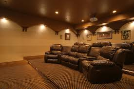 Home Theater Decorating Ideas On A Budget Home Theater Seating Foucaultdesign Com