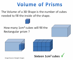 volume of prisms passy u0027s world of mathematics