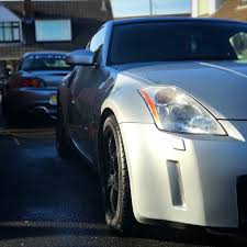 nissan sports car blue 6 reasons you need a nissan 350z in your life