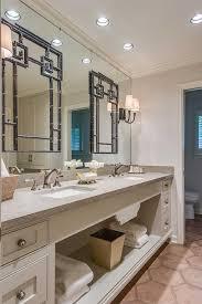 Mirror On Mirror Bathroom Bathroom With Mirror On Top Of Mirror Bathroom