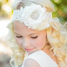 lace headband couture flower lace headband think pink bows