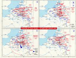 Map Of West Germany by Map Of The German Campaign In Western Europe 1939 1940