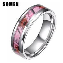 Pink Camo Wedding Rings by Online Get Cheap Camouflage Wedding Rings Aliexpress Com