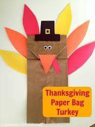 thanksgiving turkey craft ideas preschool crafts