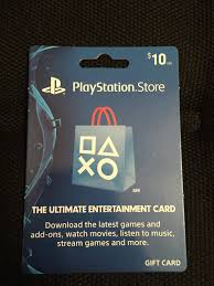 playstation gift card 10 2 10 psn cards giveaway