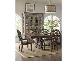 stella trestle dining table thomasville furniture