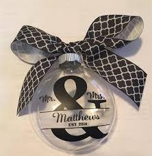 Personalized Ornaments Wedding Best 25 Personalized Ornaments Ideas On Pinterest Vinyl
