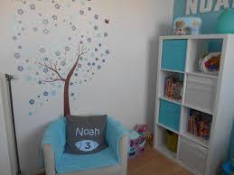 chambre bébé turquoise et gris decoration chambre bebe bleu idées décoration intérieure farik us