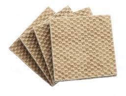 No Glue Laminate Flooring Amazon Com Dura Grip Heavy Duty Non Slip Rubber No Glue Or Nails