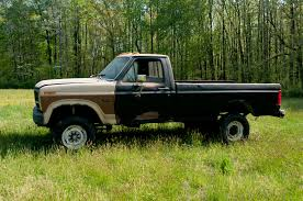 84 Ford Diesel Truck - 1984 ford f 250 xl 6 9l diesel 4x4 at ford truck enthusiasts forums