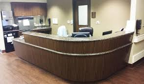Office Reception Desks by Apollo Hospital Medical Office Reception Desk U0026 Fixtures