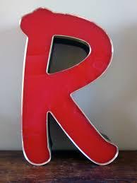 my color my initial r pinterest initials alphabet