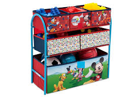 Disney Toy Organizer Disney Mickey Mouse Chair And Desk Combo With Storage Bin Chair
