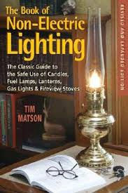 the book of non electric lighting cool tools