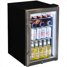 beverage cooler with glass door furniture mini fridge with glass door diamond style glass door