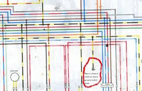 stumped wiring issue 82 kz750 csr kzrider forum kzrider kz
