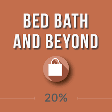 Bed Bath And Beyond 20 Percent Off Coupon 20 Bed Bath U0026 Beyond College Student Discount Student Pop