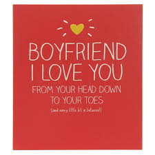 happy jackson boyfriend i you birthday card temptation gifts