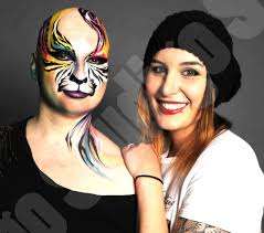 uk face u0026 body art convention 2012 u2013 body painting by cat