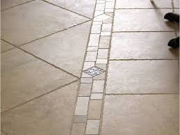 marvelous tile floor with border 25 for your designing design home