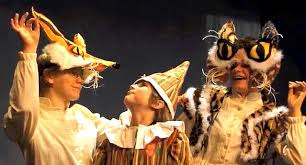 pinocchio play script for schools theatres