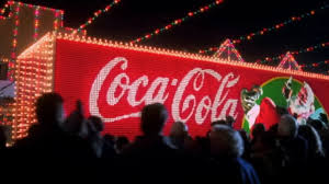 coca cola truck stuck in muddy field after driver takes