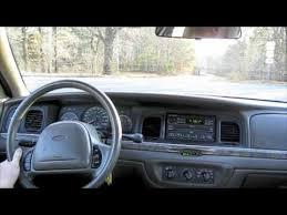 1998 Crown Victoria Interior Test Drive 2000 Ford Crown Victoria Youtube