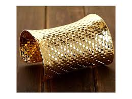 cuff bracelet gold plated images The housewives jewelry the gigi cuff bracelet jpg