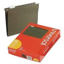 Alpha Steel Filing Cabinet File Folders Ebay