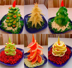 aperitive u0026 fruit christmas tree awesome thing to try at home